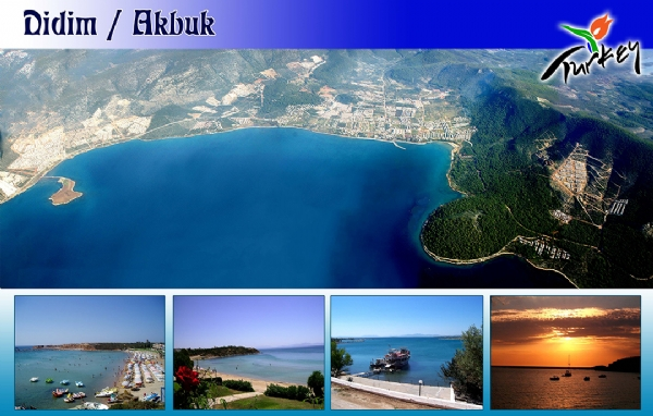 Boutique hotel situated in the seaside resort of Akbuk